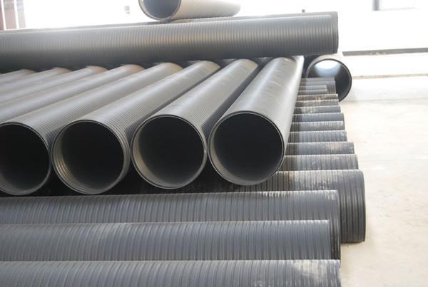 HDPE钢带管与水泥管、钢管的优势比较